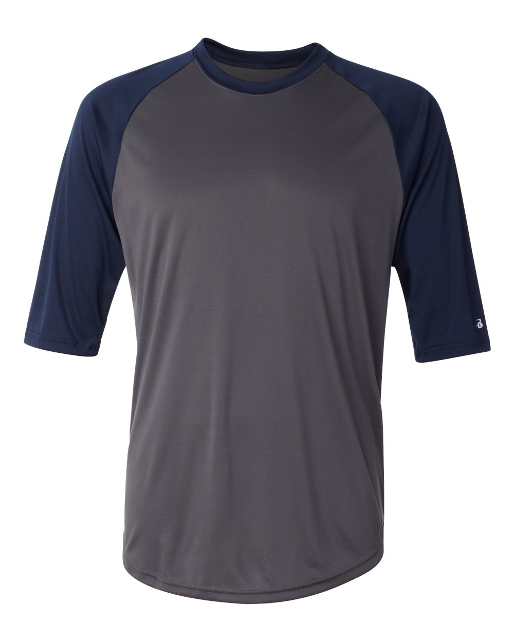 Badger 4133 Moisture Wicking Performance Raglan 34 Sleeve