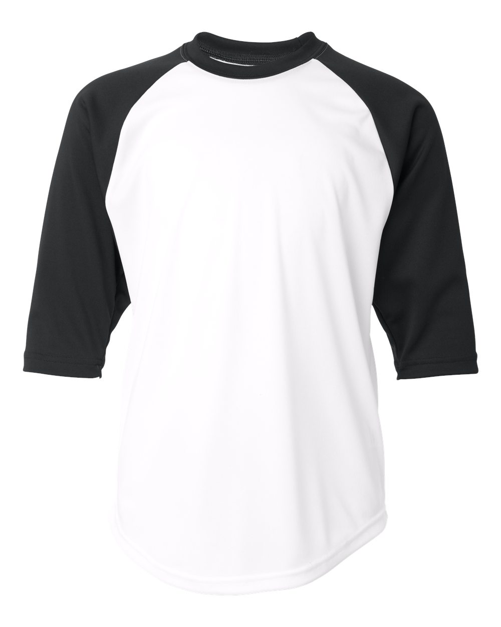 Badger 2133 Youth Performance 34 Raglan Sleeve Baseball Tee A