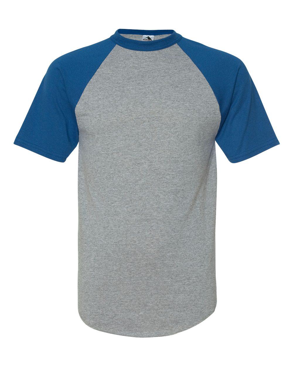 Augusta 423 Short Sleeve Baseball Jersey T Shirt A World Class