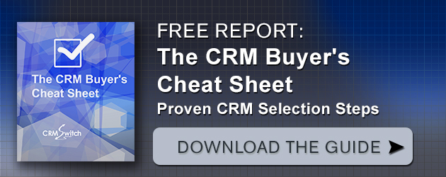 Download The CRM Buyer Cheat Sheet