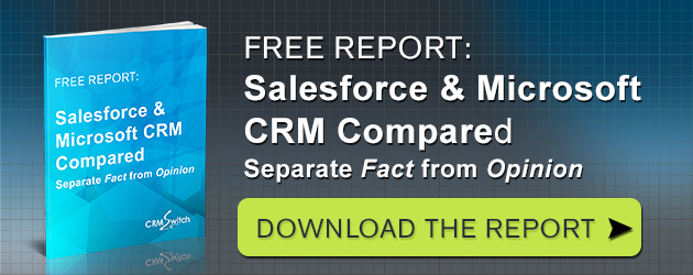 Salesforce & Microsoft CRM Compared