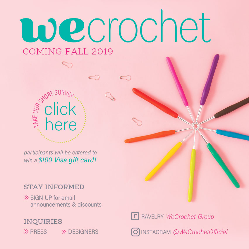 Take Our Crochet Survey