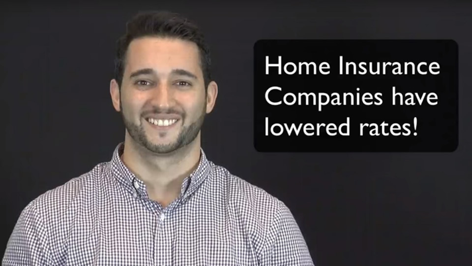 Original home insurance companies just lowered their rates