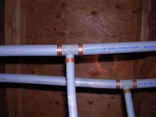 Polybutylene Pipe - Image via bestplumbers.com