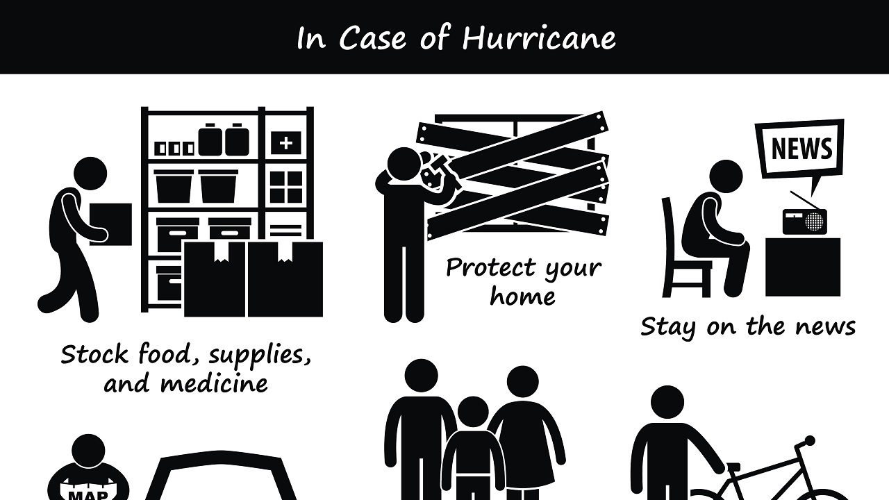 Original in case of hurricane