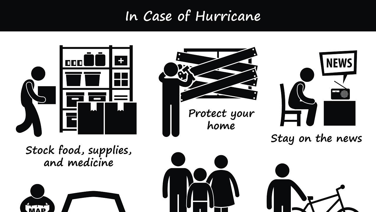Original in case of hurricane