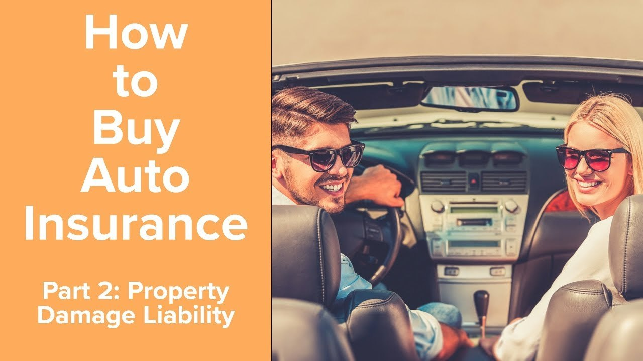 Original property damage liability