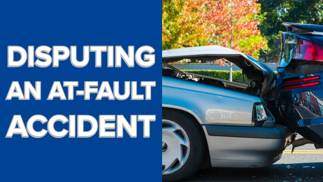 Original not at fault accident
