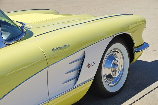 Original original classic car