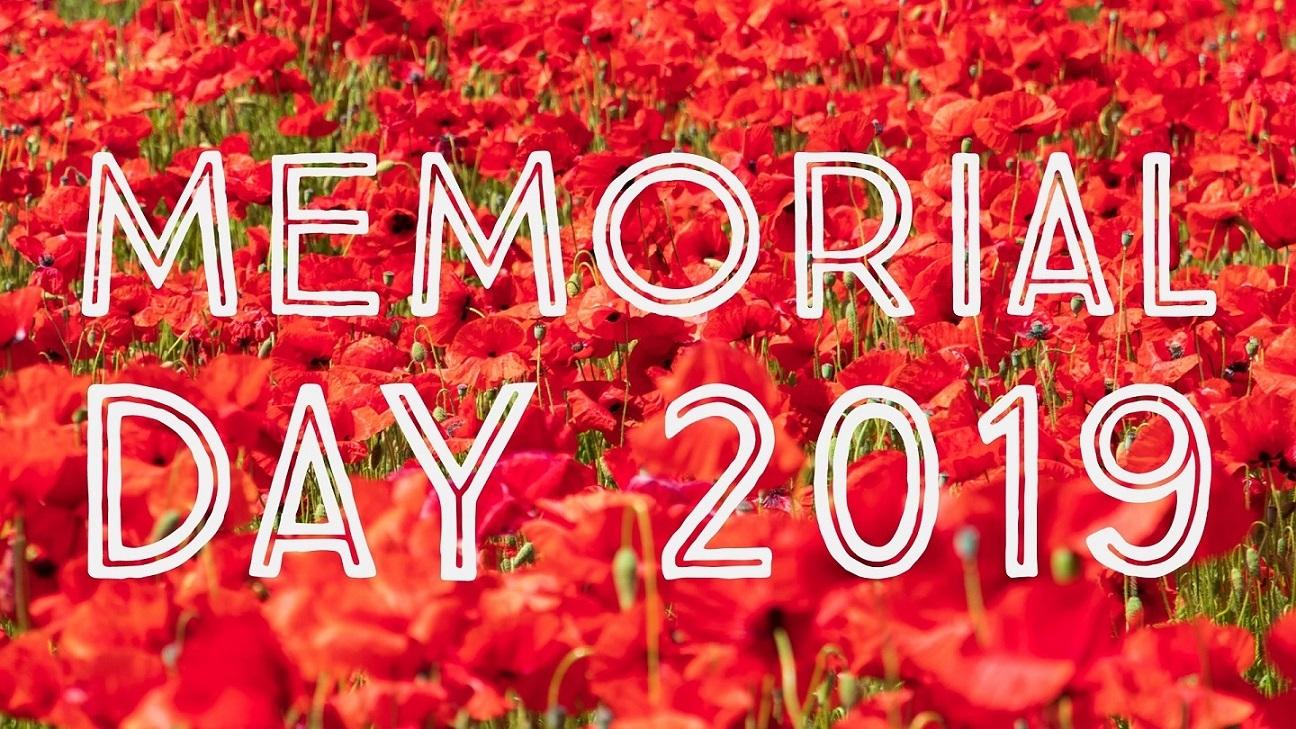 Original memorial day 2019
