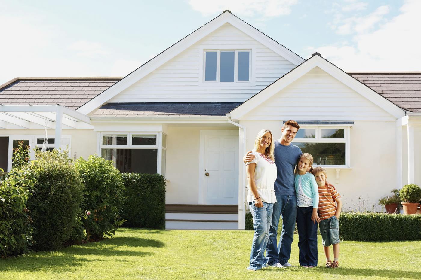 Original single family home