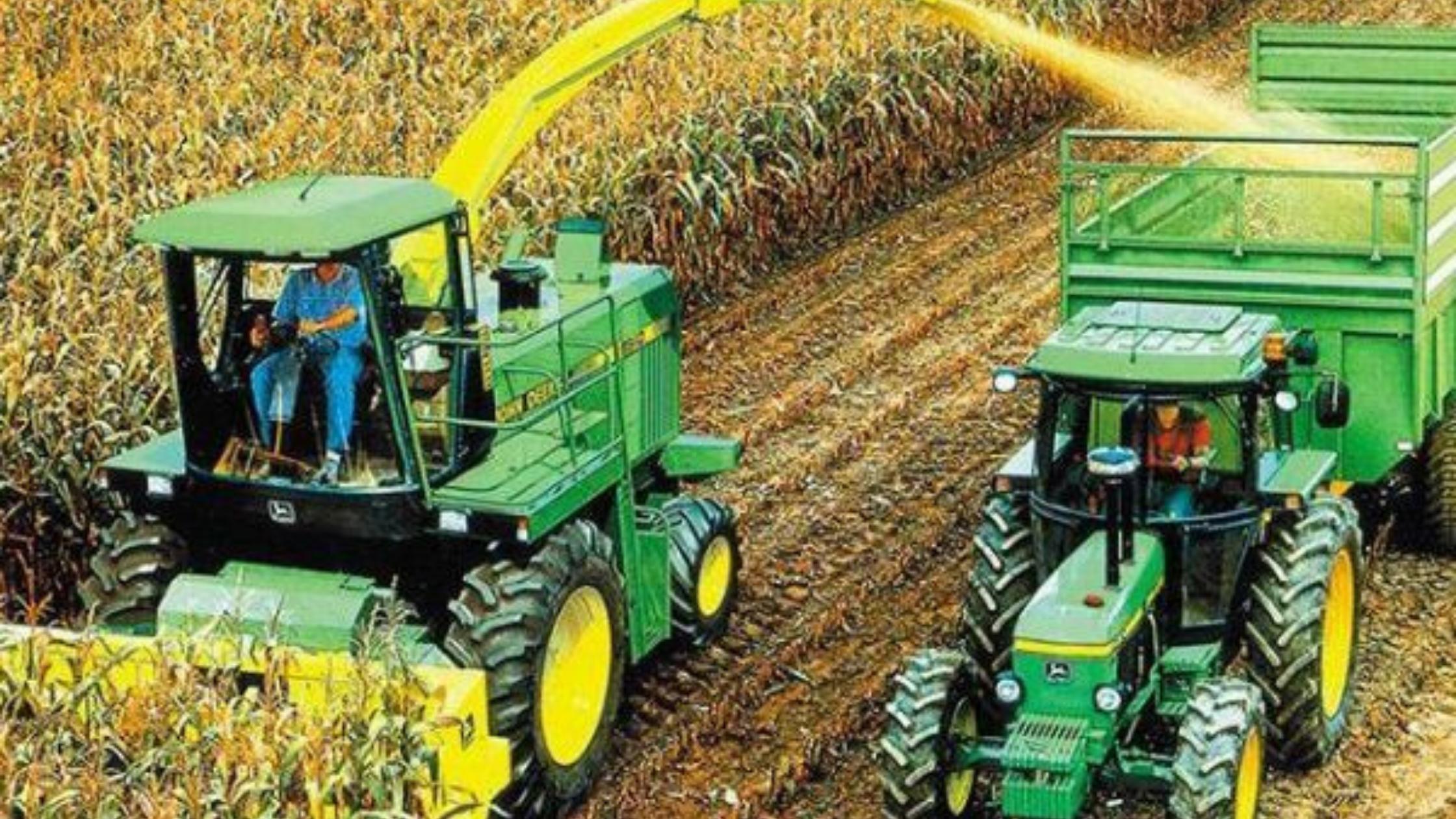 Importancia del uso de maquinaria agrícola en la agricultura