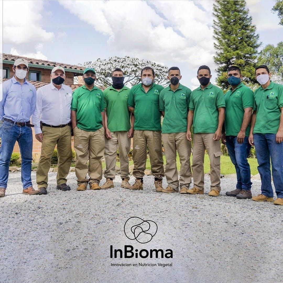 Inbioma, innovación en nutrición vegetal