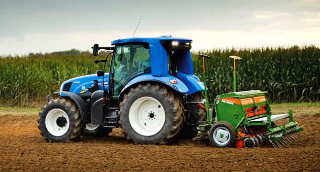 La productividad de los cultivos aumenta un 30% con el uso de maquinaria y equipos