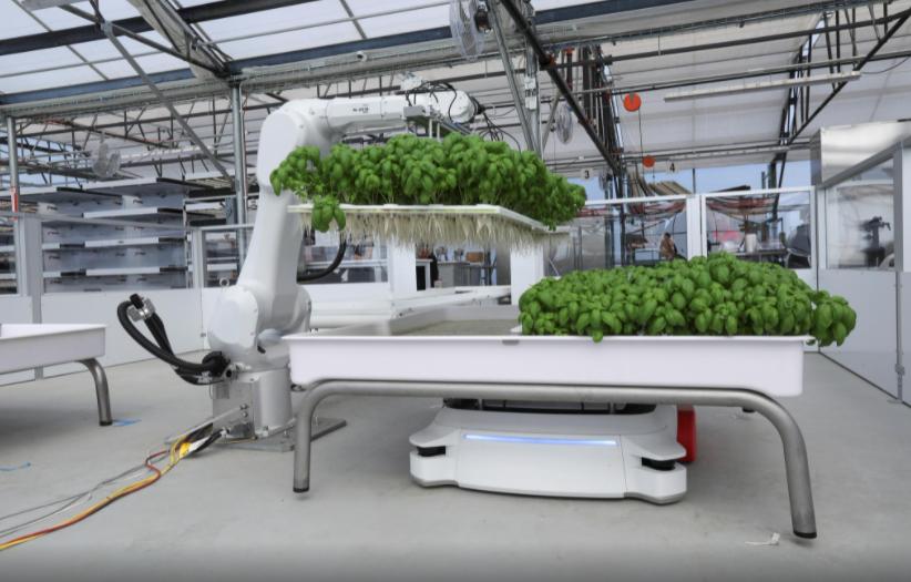 El fondo de tecnología verde de Bill Gates apuesta por los robots agrícolas de Silicon Valley