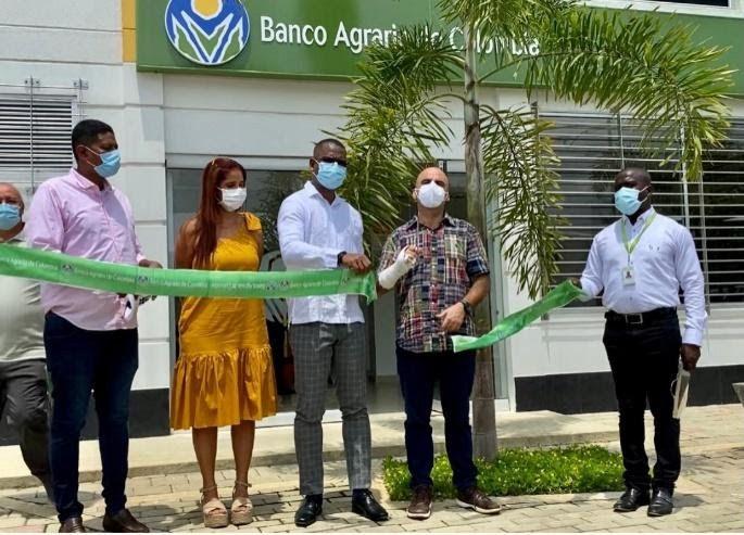 El Banco Agrario inauguró dos  nuevas oficinas en Antioquia