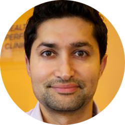 Dr. Ali Walizada - Chiropractor