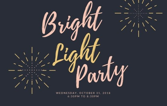 Bright Light Parties October 31