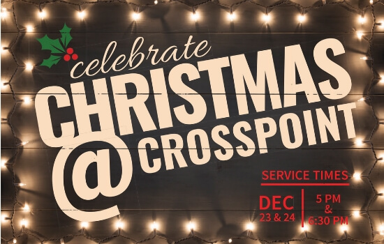 Christmas Eve Services December 23 & 24