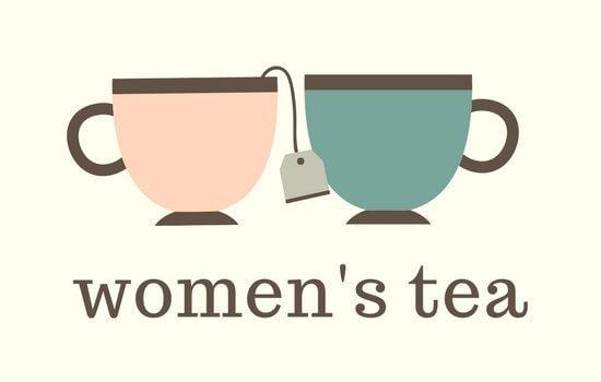 Women's Tea at Wisteria  April 28