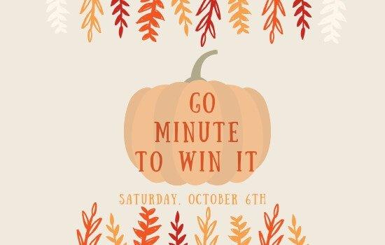 GO Serving Opportunities October 6