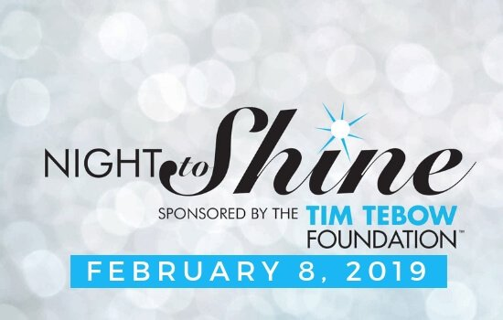 Night To Shine at Crosspoint February 8