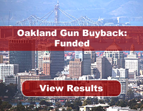 Oakland Buyback Results