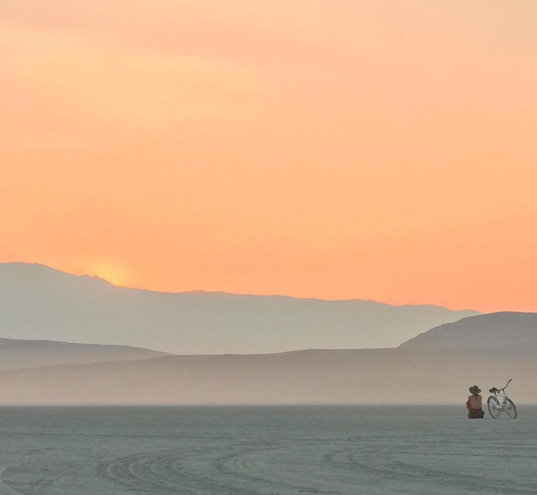The sun sets on another adventurous weekend in Nevada. What memories did you make? . . . . Thanks to this lovely shot of a playa sunset from dwayneburgess during Burning Man 2017 (don't know what Burning Man is? Be sure to look into it! It's a large part of northern Nevada culture). Tag us or use #naturalnevada to be featured! #explorenevada #naturalnevada #naturalunited #howtonevada #homemeansnevada #dfmi #blackrockcity #blackrockdesert #burningman #keepitpublic #keepitwild #wildness #wildnevada #wildwildwest #greatbasin #sunset #summer #nevadasunset #nvmag #onlyinnevada #optoutside #outdoors #explore #adventure #adventurelikeyougiveadamn #industwetrust #instanature #naturephotography