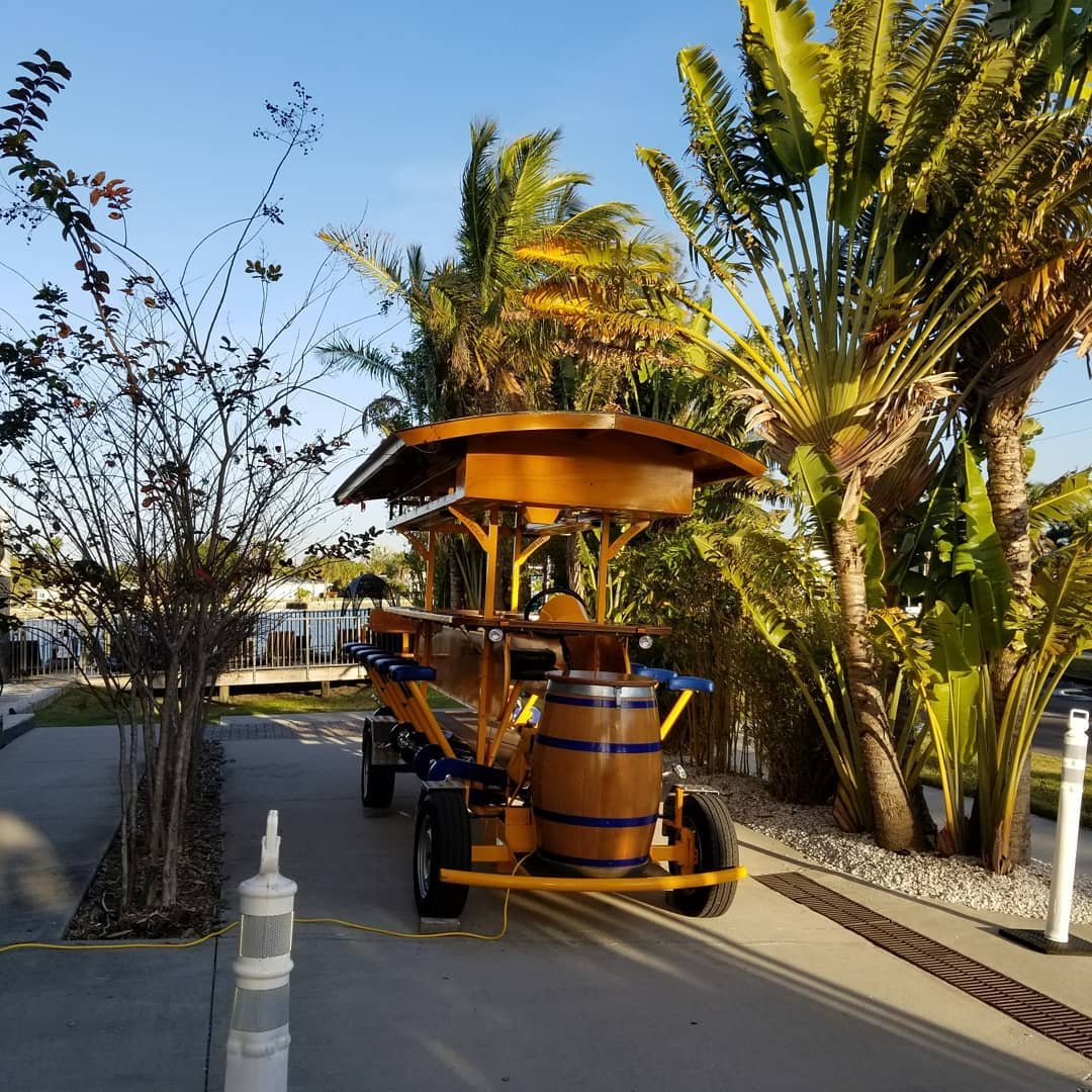 Taking over St. Pete Beach with our national conference.  Being surrounded by great business people is very inspiring.  These mastermind sessions elevate my belief in what's possible everytime. #pedalpub #mastermind #mentorship #business #nationalconference