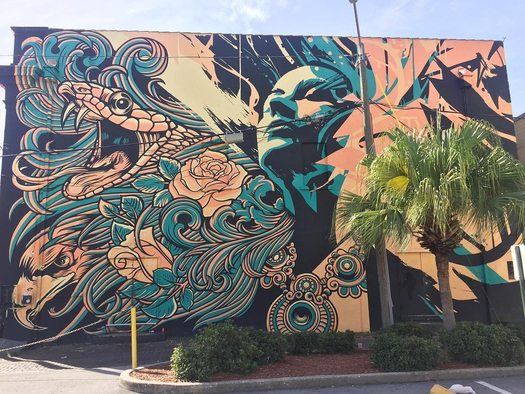 As long as we have been coming to St. Petersburg and as long as we have lived here, we have always enjoyed these magnificent murals. Today we spent our morning with friends on the #DTSP mural tour, and if you haven't been, we highly recommend doing this. The cost is $19 per person and worth every penny. We heard so many great stories and saw so much fabulous art. Enjoy some of our favorites and thank you downtown Saint Pete, we can't get past your beauty. #dtsp #art #murals #streetart #painting #stories #stpetersburgflorida  #eatdrinklovedtsp