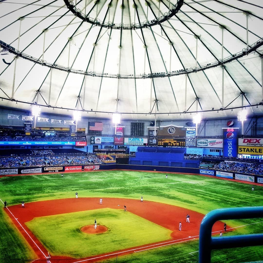 1 Year Photography Challenge  Day 90: Game Tampa Bay Rays at Tropicana Field  #raysbaseball #florida #sportsphotography #tampa #tbraysgame #photographer #baseballgame #photograph #photo #tbraysbaseball #tampabayrays #raysup #stpetersburgfl #stpetersburgflorida #stpete #photooftheday #tampabay #sportsphoto #tampabayfl #mlb #photography #baseball #stpetefl #floridaphotographer #photos #tbrays #photoftheday #tampabayarea #floridalife #tropicanafield