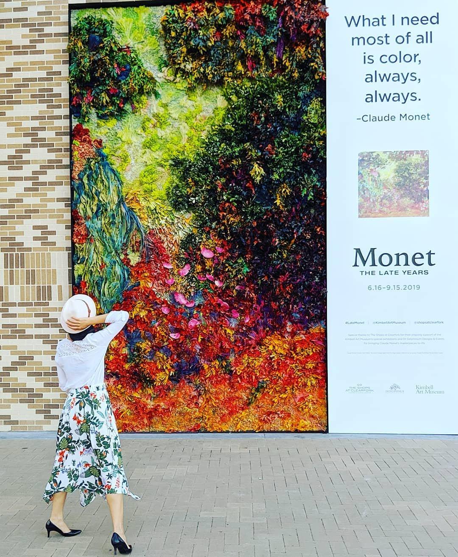 monet exhibit fort worth