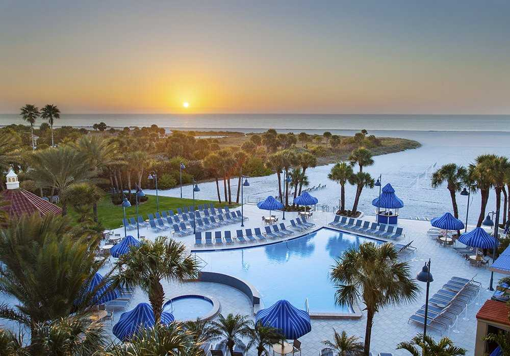 Places To Stay In St Petersburg Beach Florida