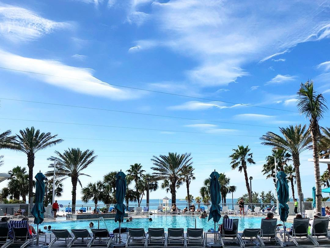 Kick back, relax and leave the rest to us. ••••••••••••••••••••••••••••••••••• #wyndhamgrand #livegrand #grandlife #wyndhamgrandclearwaterbeach #WyndhamRewards #Travel #TravelGram #Explore #ExploreMore#TakeMeThere #WeLiveToExplore #TravelPhotography