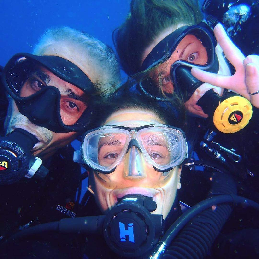 Beyond the beach and into the ocean the palm beaches florida photo by user floridiandiver caption reads what an amazing dives with these lovely ladies xflitez Images