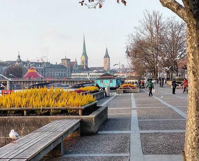 Utoquai, Zürich