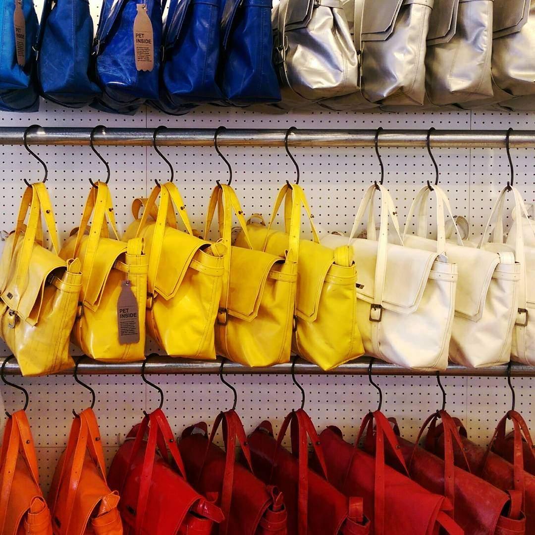 FREITAG-Flagship Store Zürich
