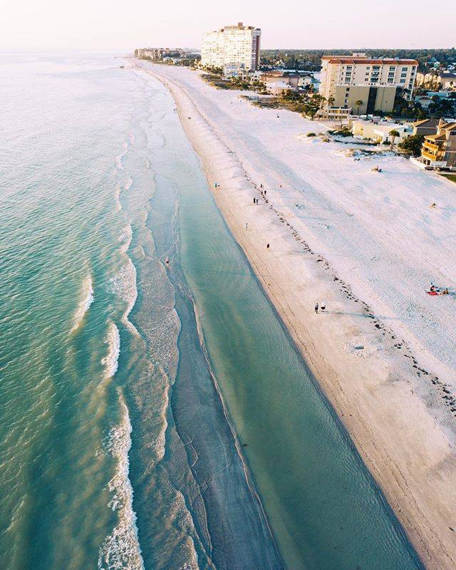 Everything's just beachy... #fromwhereidrone