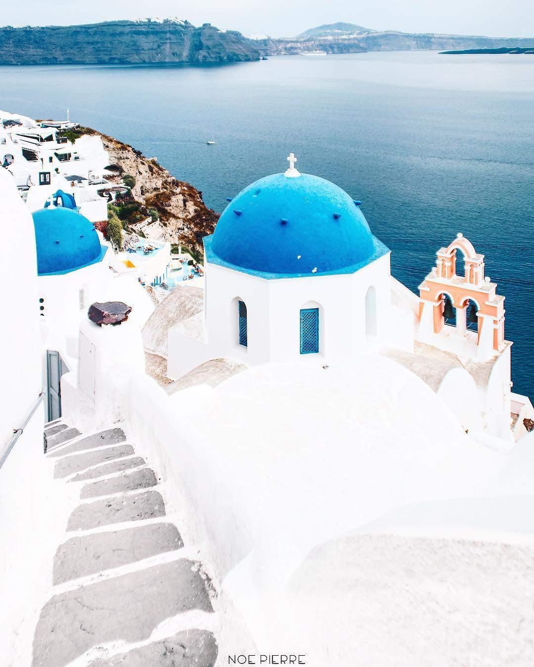 Oía, Kikladhes, Greece