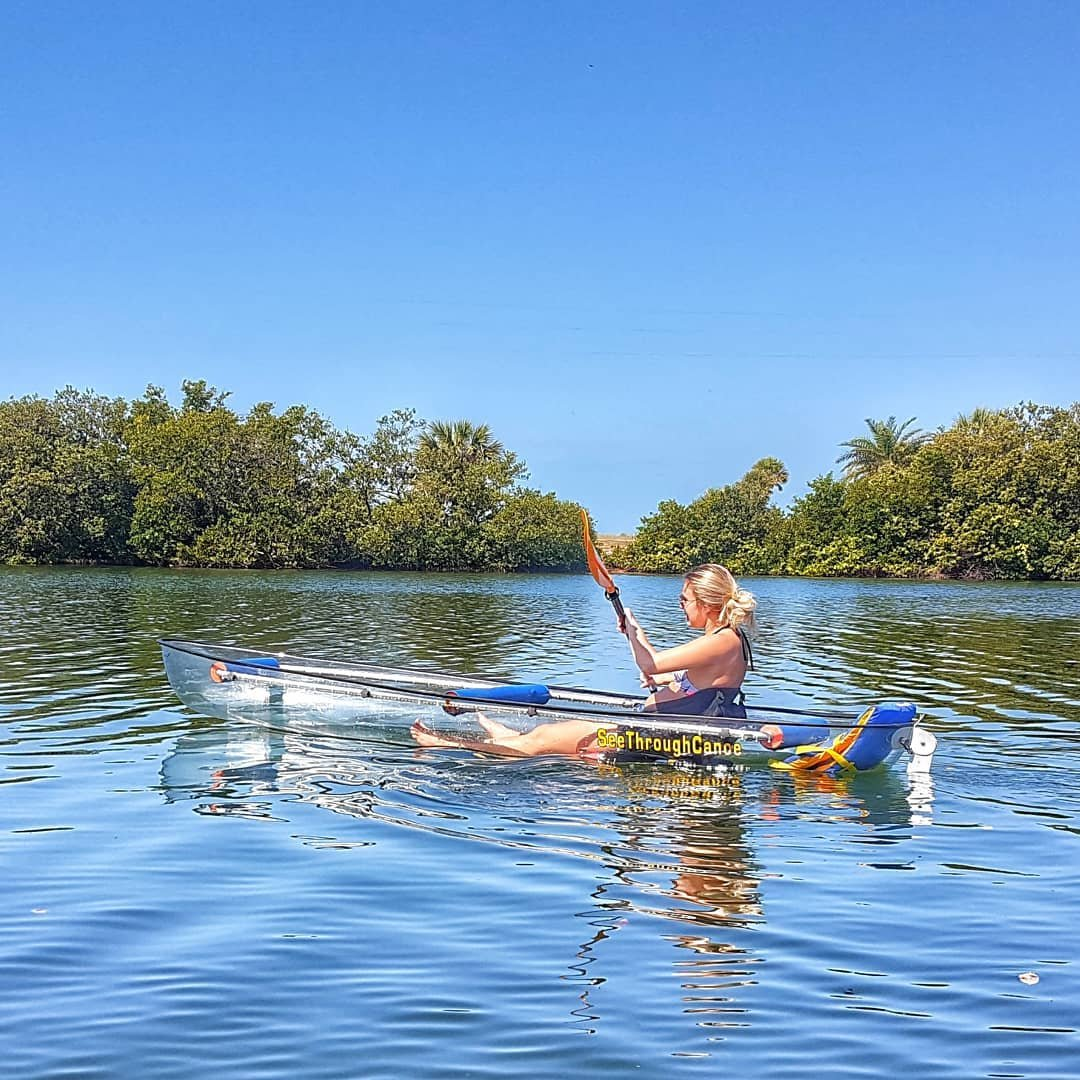 Sunday morning paddling in soldier's hole at Ft Desoto  #vspc #liveamplified #sharealittlesunshine #stpete #welivehere #wow #nature #paddling  #ftdesoto #ilovetheburg #unlocktampabay #visitflorida #travel #sundayfunday #stpetersburg #adventure #staysaltyflorida #gokayaking #glasskayak #seethroughadventures #saltlife #vacation