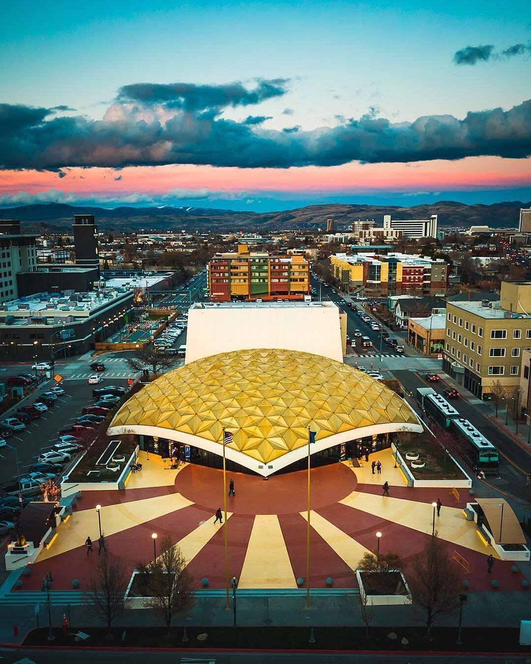 We sure do love to perform at the amazing pioneercenter. We can't believe the season is coming to a close! What was your favorite concert throughout our 50th season? ⠀ ⠀ Photo: streets.win