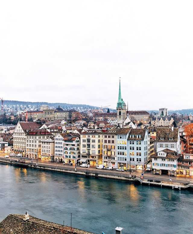 Lindenhof Hill - Zurich, Switzerland