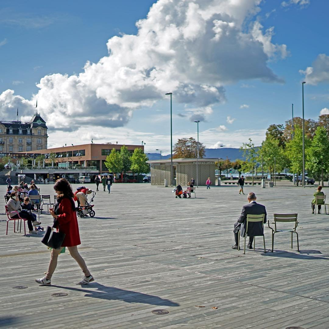 Sechseläutenplatz, Zürich