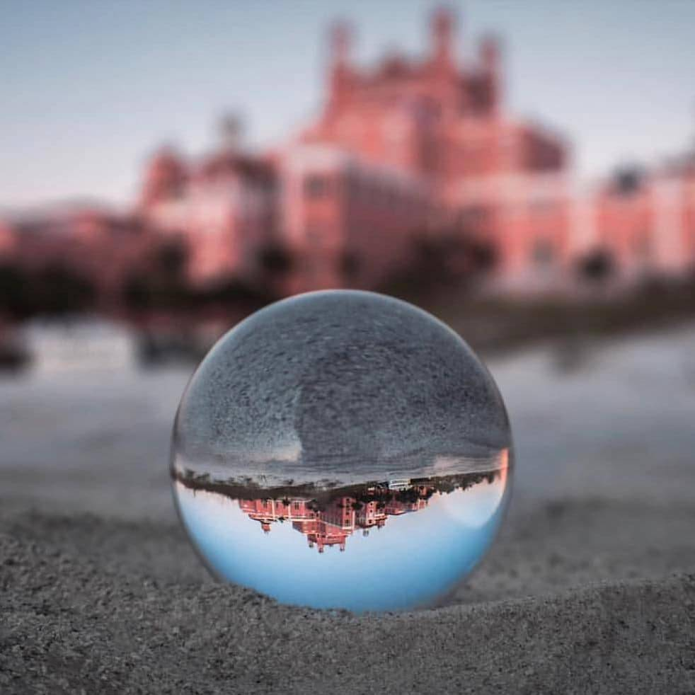 The Don CeSar, M.C. Escher style 📸 by @igerstpete