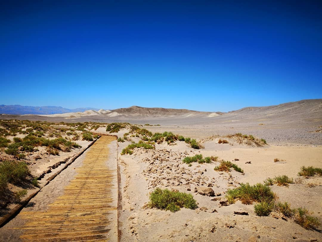 Death Valley NP. 💀🇺🇸 One of the best National Park in the West Coast!😍#deathvalley #deathvalleynp #dantesview #saltcreek #hot #hottest🔥 #unitestates #usa #arizona #utah #california #nevada #thanks #incredible_shot #incredible #route66 #travel #visitamerica #nofilter #photography #photooftheday #picoftheday