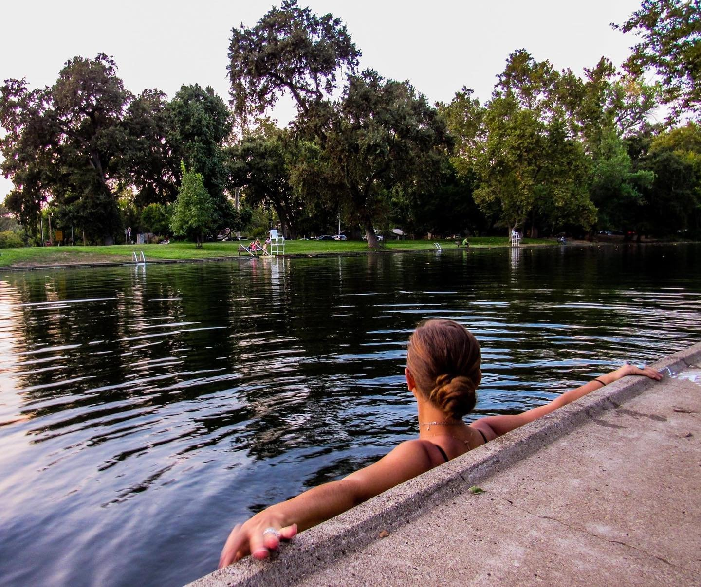 Explore Butte County Swimming Holes In Bidwell Park