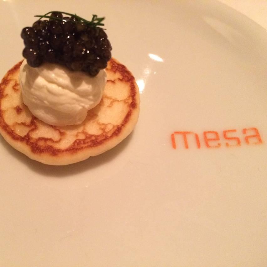 Restaurant mesa