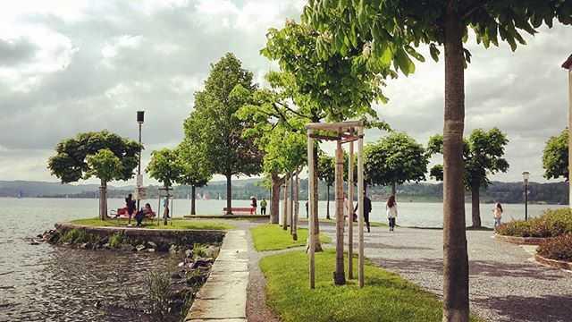 Zürichsee, Rapperswil