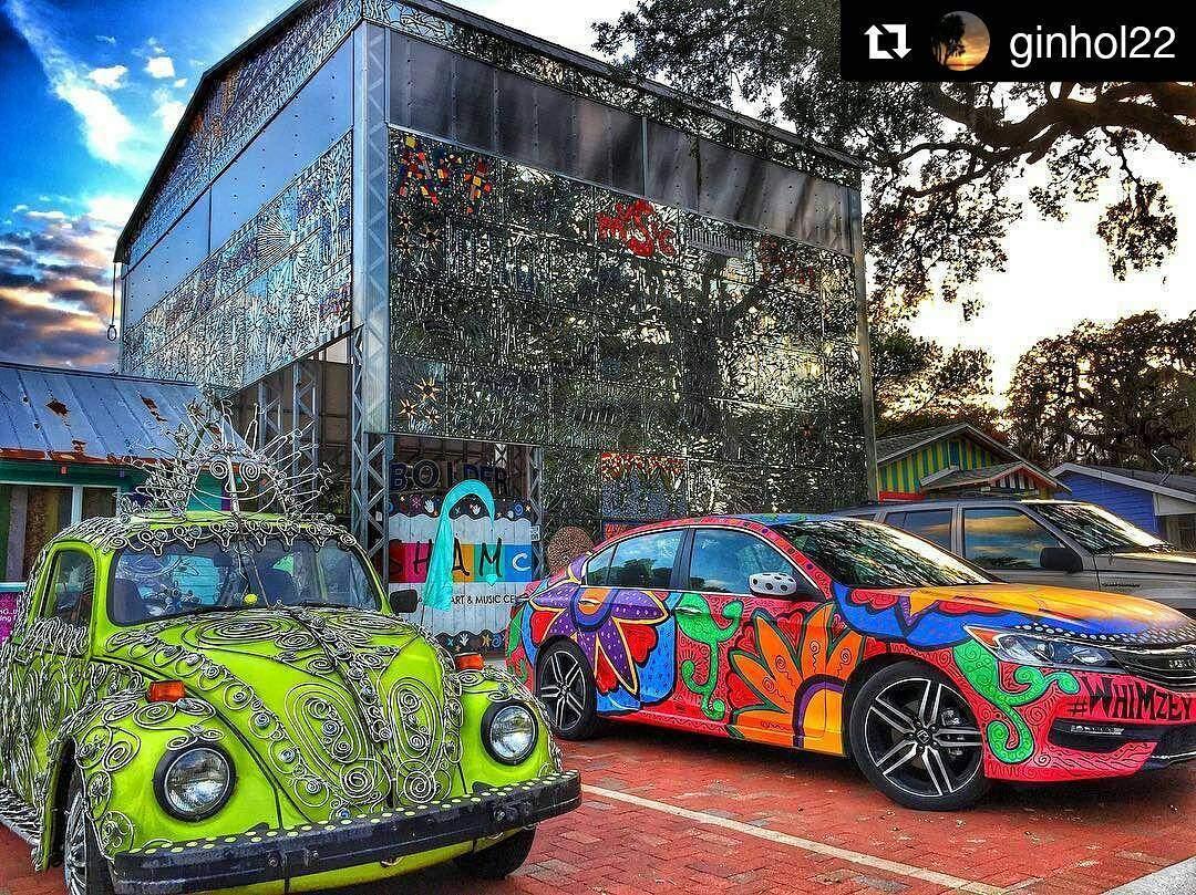 Art Car Central.