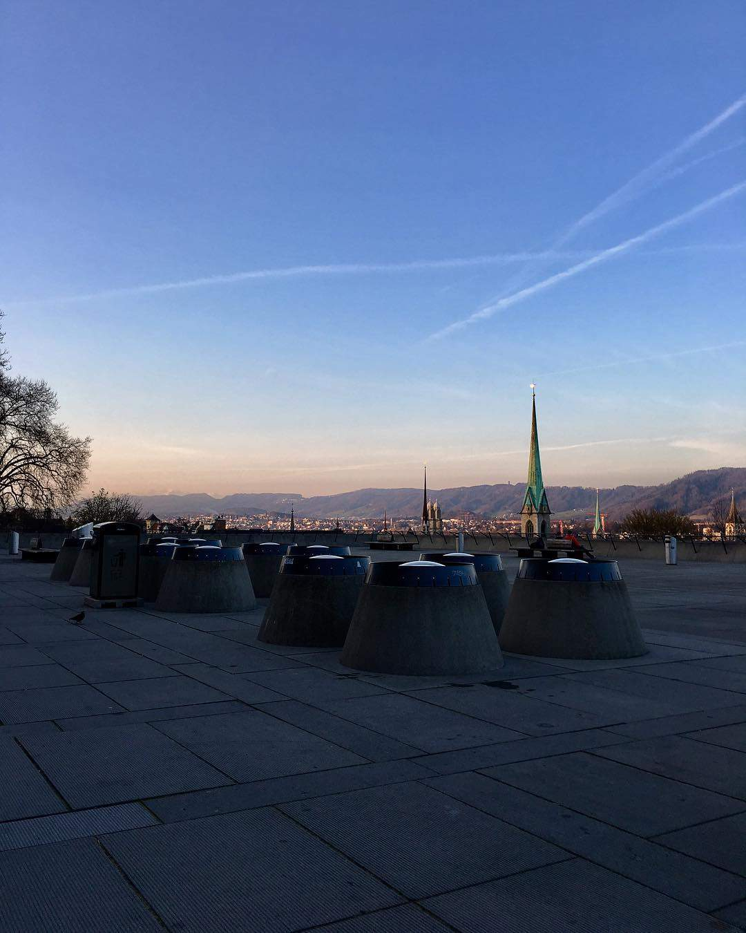 Polyterasse Zürich